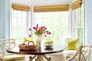 Фото 3 Кухня с эркером: 50 наиболее уютных дизайнерских решений для дома