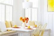 Фото 4 Кухня с эркером: 50 наиболее уютных дизайнерских решений для дома