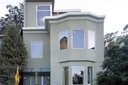 Фото 7 Дом с эркером (проекты, 50 фото): выразительный экстерьер, привлекательный интерьер