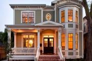 Фото 13 Дом с эркером (проекты, 50 фото): выразительный экстерьер, привлекательный интерьер