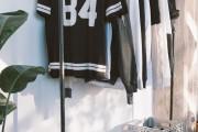 Фото 24 Напольная вешалка для одежды (47 фото): все для любимых вещей
