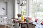 Фото 30 Кухня с эркером: 50 наиболее уютных дизайнерских решений для дома