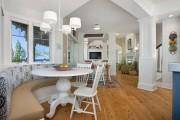 Фото 31 Кухня с эркером: 50 наиболее уютных дизайнерских решений для дома