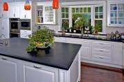 Фото 32 Кухня с эркером: 50 наиболее уютных дизайнерских решений для дома