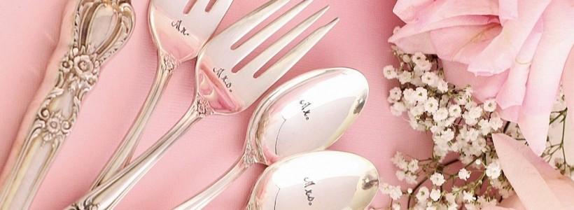 Мельхиоровые столовые приборы – истинное искусство на вашей кухне