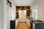 Фото 12 Холодильник на кухне (46 фото): выбираем правильное место