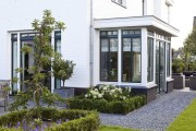 Фото 9 Дом с эркером (проекты, 50 фото): выразительный экстерьер, привлекательный интерьер