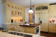 Фото 7 Холодильник на кухне (46 фото): выбираем правильное место