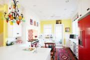 Фото 8 Холодильник на кухне (46 фото): выбираем правильное место