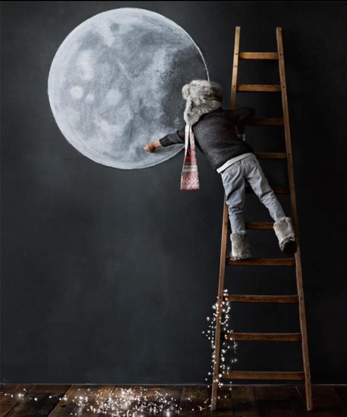 Создайте свою собственную Луну