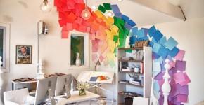 Декор стены своими руками (61 фото): преображаем свой дом фото