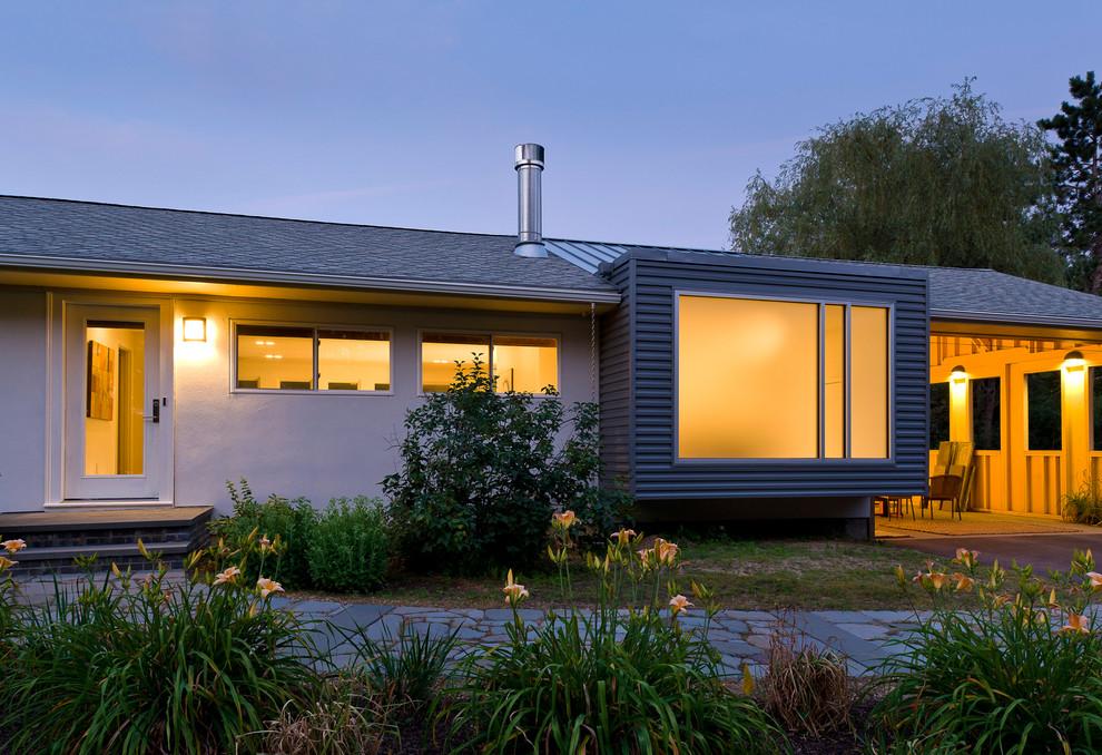 Дом загородного типа