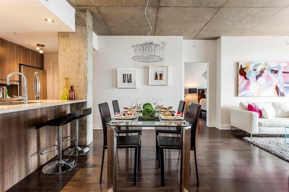 Отсутствие несущих стен позволяет объединить комнаты в единое функциональное пространство