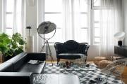 Фото 6 Дизайн двухкомнатной квартиры: лучшие реализации перепланировки и особенности зонирования