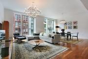 Фото 7 Дизайн двухкомнатной квартиры: лучшие реализации перепланировки и особенности зонирования