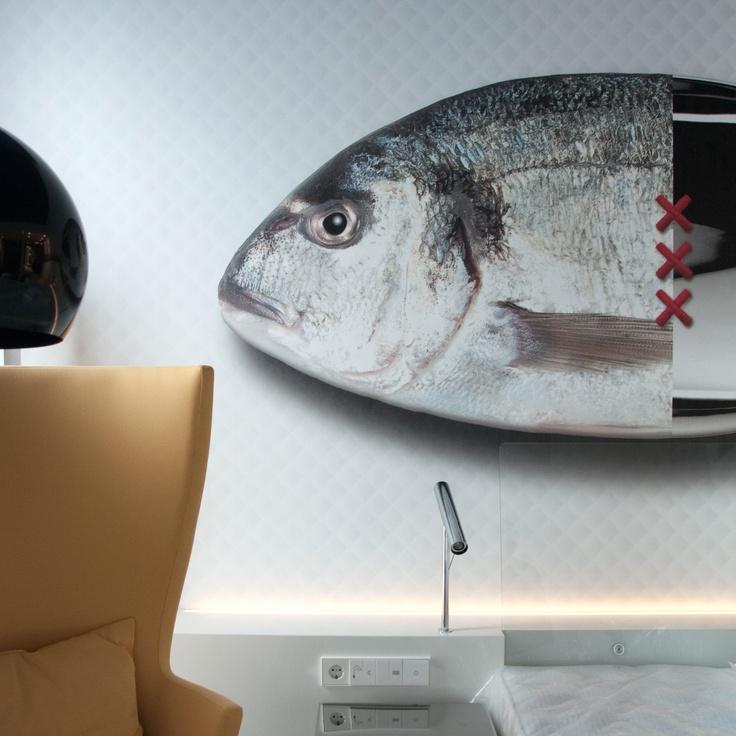 Гиперреалистичная рыба