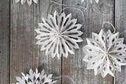 Фото 11 Гирлянды из бумаги своими руками: 85+ потрясающих идей декора для уютного дома