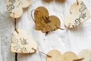 Фото 18 Гирлянды из бумаги своими руками: 85+ потрясающих идей декора для уютного дома