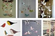 Фото 19 Гирлянды из бумаги своими руками: 85+ потрясающих идей декора для уютного дома