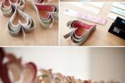 Фото 28 Гирлянды из бумаги своими руками: 85+ потрясающих идей декора для уютного дома