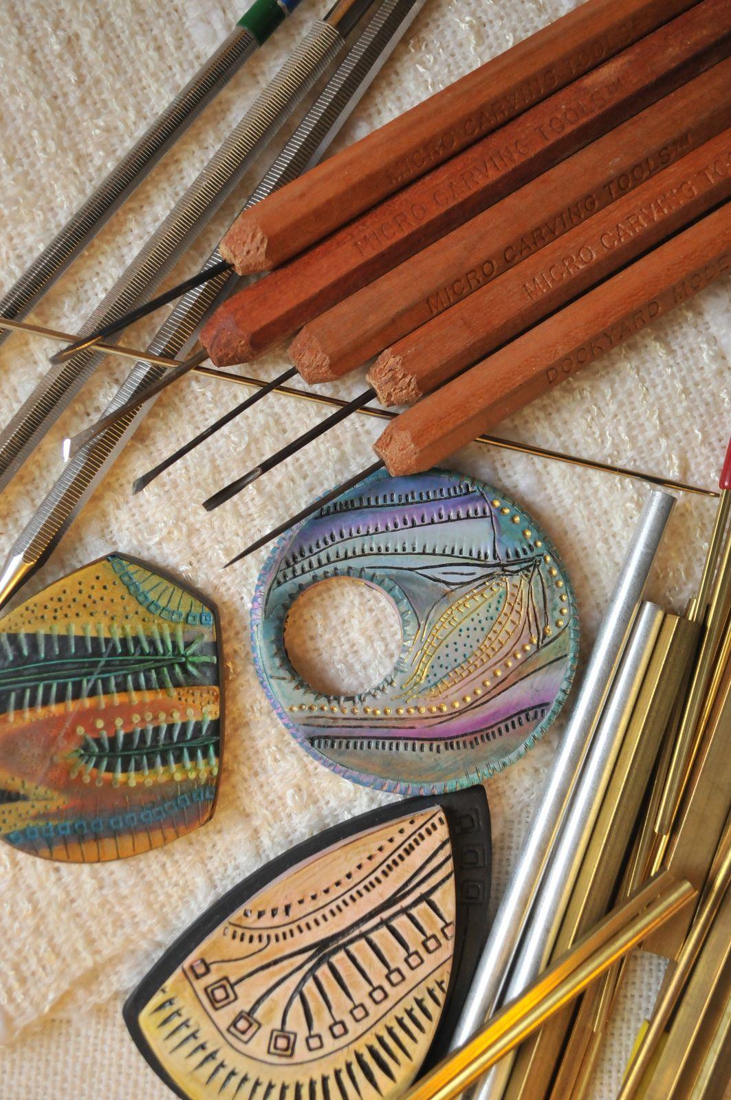 Инструменты для изготовления фарфоровых поделок