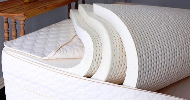Матрас из натурального латекса – это экологичный вариант, который позаботится о здоровом и крепком сне