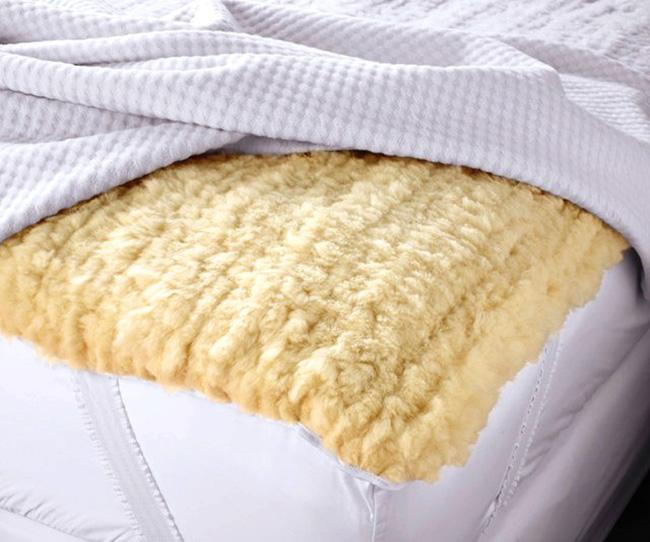 Матрасы из овечьей шерсти – природная защита от холода и сырости, которая обеспечит отдых теплотой и уютом