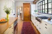 Фото 20 Холодильник на кухне (46 фото): выбираем правильное место