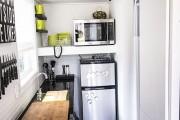 Фото 3 Холодильник на кухне (46 фото): выбираем правильное место