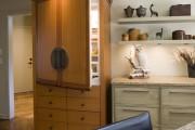 Фото 15 Холодильник на кухне (46 фото): выбираем правильное место