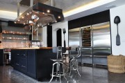 Фото 5 Холодильник на кухне (46 фото): выбираем правильное место