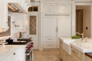 Фото 9 Холодильник на кухне (46 фото): выбираем правильное место