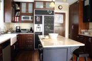 Фото 18 Холодильник на кухне (46 фото): выбираем правильное место