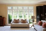 Фото 22 Кованые решетки на окна (65 фото): безопасность и декор в едином решении