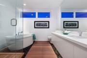 Фото 9 Коврики для ванной комнаты (40 фото): красота, безопасность и комфорт