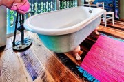 Фото 3 Коврики для ванной комнаты (40 фото): красота, безопасность и комфорт