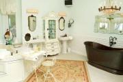 Фото 15 Коврики для ванной комнаты (40 фото): красота, безопасность и комфорт