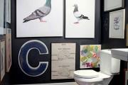 Фото 17 Коврики для ванной комнаты (40 фото): красота, безопасность и комфорт