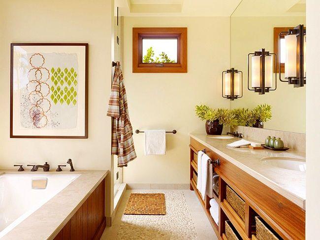 Фантазия дизайнеров не имеет границ: пробковый коврик для ванной комнаты - органично, надежно, эффектно