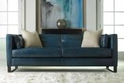 Фото 2 Кожаные диваны для дома и квартиры (60+ лучших недорогих моделей): комфорт без компромиссов!
