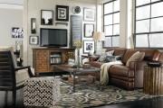 Фото 7 Кожаные диваны для дома и квартиры (60+ лучших недорогих моделей): комфорт без компромиссов!