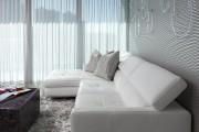 Фото 8 Кожаные диваны для дома и квартиры (60+ лучших недорогих моделей): комфорт без компромиссов!