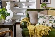 Фото 18 Кожаные диваны для дома и квартиры (60+ лучших недорогих моделей): комфорт без компромиссов!