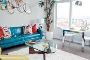 Фото 20 Кожаные диваны для дома и квартиры (60+ лучших недорогих моделей): комфорт без компромиссов!