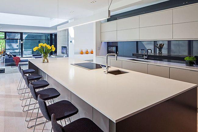 Любителям свежести, тепла и гармонии, стиль минимализм кухни будет идеальным решением