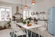 Фото 32 Красивые кухни (100+ потрясающих фото интерьеров): когда дизайн вдохновляет!
