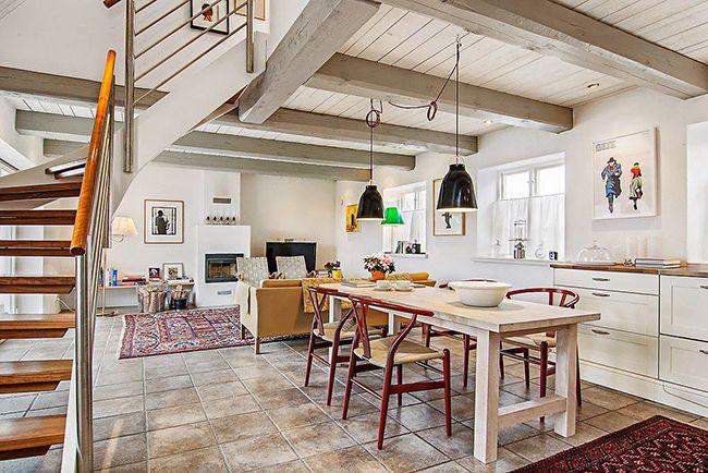 Скандинавские мотивы в интерьере – самый горячий дизайнерский тренд!