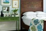 Фото 6 Кровати двуспальные деревянные (50 фото): надежная роскошь