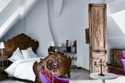 Фото 18 Кровати двуспальные деревянные (50 фото): надежная роскошь