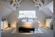 Фото 26 Кровати двуспальные деревянные (50 фото): надежная роскошь